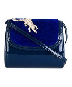Amélie Pichard | Crocodile Detail Shoulder Bag Womens