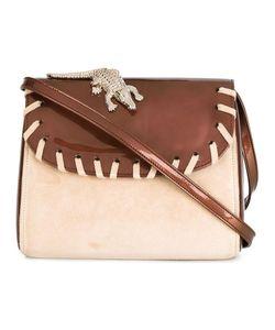 Amélie Pichard | Woven Detail Shoulder Bag Womens