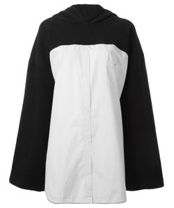 Wanda Nylon | Oversized Hoodie Womens Size 38 Cotton