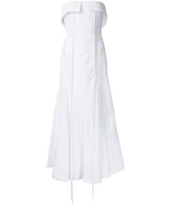 Alex Perry | Bailey Dress Womens Size 8 Cotton/Polyester