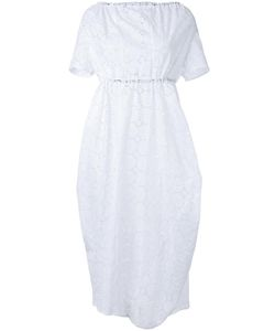 Assin | Macramé Mid Dress Womens Size Small Cotton