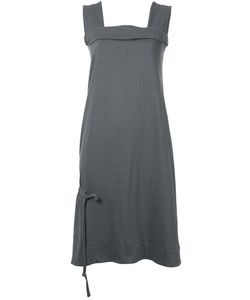 Assin | Pinafore Dress Womens Size Large Cotton