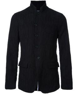 Assin | Flap Pockets Jacket Mens Size Xs Cotton/Spandex/Elastane