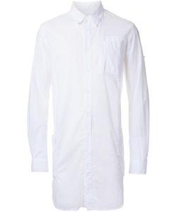 Assin | Long Shirt Mens Size Xs Cotton