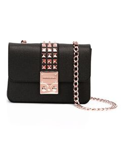 Designinverso   Amalfi Shoulder Bag Womens Rubber