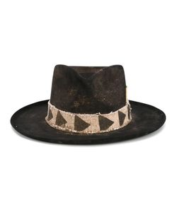 Nick Fouquet | Little Cypress Hat Mens Size 59 Beaver Fur