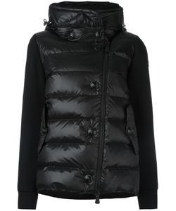 Moncler Grenoble | Funnel Neck Padded Jacket Womens Size Xs Polyester/Modal/Polyamide/Feather
