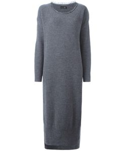 Y's   Round Neck Knit Dress Womens Size Small Nylon/Wool