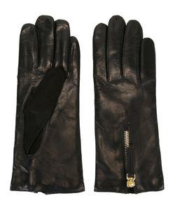 Want Les Essentiels De La Vie | Zip Detail Gloves Womens Size
