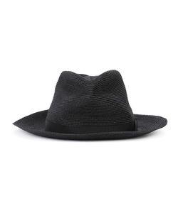Y's   Fold Braid Hat Womens Raffia/Polyester