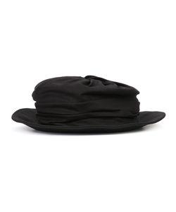 Y's   Twist Drape Hat Womens Cotton