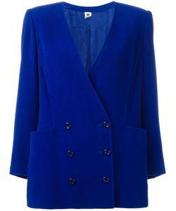 Emanuel Ungaro Vintage | Boxy Fit Jacket Womens Size 42