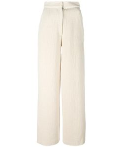 Charlie May | Johanna Trousers Womens Size 8 Cotton/Virgin Wool/Alpaca