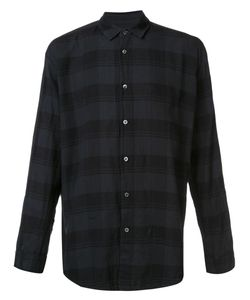 Robert Geller | The Plaid Shirt Mens Size 50 Cotton