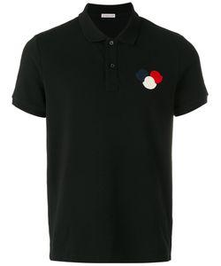 Moncler | Logo Polo Shirt Mens Size Medium Cotton