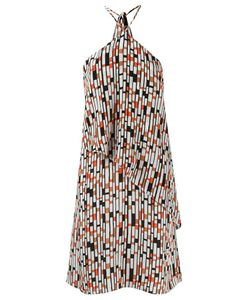 Andrea Marques | Printed Tunic Womens Size 38 Silk