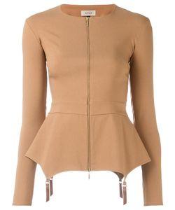 Murmur   Fold Blouse Womens Size 38 Viscose/Nylon/Spandex/Elastane/Rayon