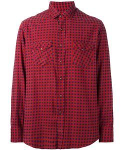 Salvatore Piccolo | Checked Shirt Mens Size 43 Cotton