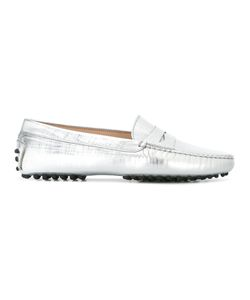 Loriblu   Slip On Loafers Womens Size 36 Leather/Rubber