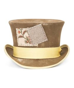 Nick Fouquet | Mad Hatter Top Hat Adult Unisex Wool Felt