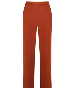 Andrea Marques | Straight Leg Trousers Womens Size 36 Acetate/Viscose