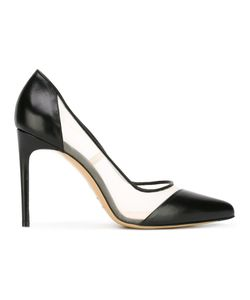 Bionda Castana | Bay Pumps Womens Size 39.5 Calf Leather/Leather/Nylon