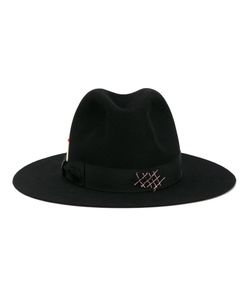 Nick Fouquet | Borsalino Hat Womens Size 57 Wool Felt