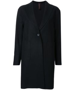 Mihara Yasuhiro   Miharayasuhiro Single Button Coat Womens Size 38 Wool