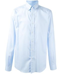 Fashion Clinic | Classic Plain Shirt Mens Size 44 Cotton
