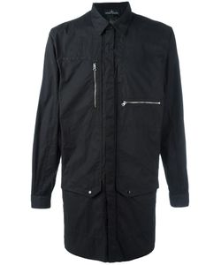 Stone Island Shadow Project | Front Zipped Pockets Shirt Mens Size Large