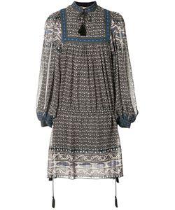 Ulla Johnson | Mini Peasant Dress Womens Size 8 Polyester/Silk