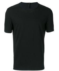 Transit | Plain T-Shirt Mens Size 48 Cotton/Linen/Flax