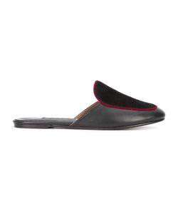 Newbark | Liza Mules Womens Size 8 Suede/Leather
