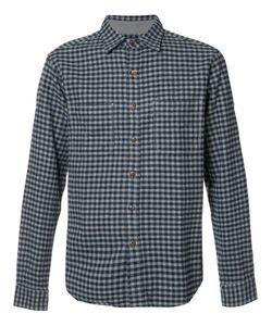 Alex Mill | Front Pockets Checked Shirt Mens Size Medium Cotton