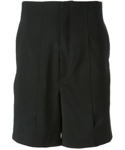Thamanyah   Panelled Tailored Shorts Mens Size 48 Wool