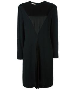 Christian Dior Vintage | Satin Bib Dress Womens Size 46
