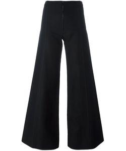 Emanuel Ungaro Vintage | Flared Oversize Trousers Womens Size 8