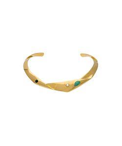 Lizzie Fortunato Jewels   Organic Knot Collar Womens