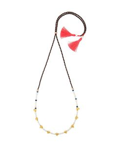 Lizzie Fortunato Jewels   Simple Tooth Necklace Womens