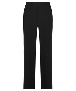 Andrea Marques | Straight Leg Trousers Womens Size 40 Acetate/Viscose