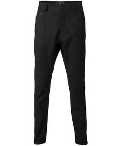 Unconditional | Tapered Trousers Mens Size Small Cotton/Spandex/Elastane