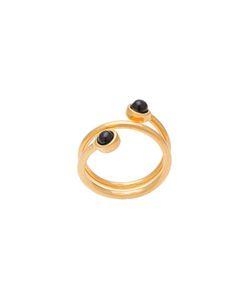 Lizzie Fortunato Jewels   Spiral Ring Womens Size 7