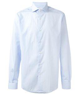 Fashion Clinic | Classic Checked Shirt Mens Size 44 Cotton