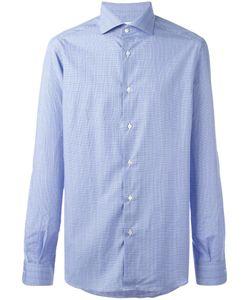 Fashion Clinic | Checked Shirt Mens Size 39 Cotton