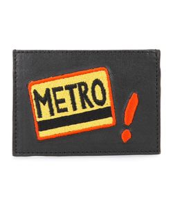 Lizzie Fortunato Jewels   Metro Cardholder Womens Leather