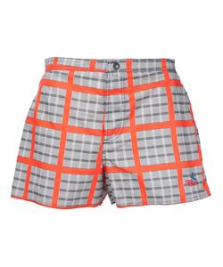 Vivienne Westwood Gold Label | Checked Board Shorts