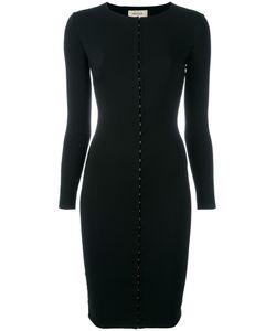 Murmur   Button Up Fitted Dress Womens Size 36 Nylon/Spandex/Elastane/Rayon