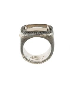 Rosa Maria | Diamond Studded Ring Womens Size 53