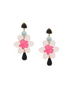 Lizzie Fortunato Jewels   Mariposa Earrings Womens