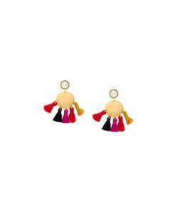 Lizzie Fortunato Jewels   Fiesta Ii Earrings Womens